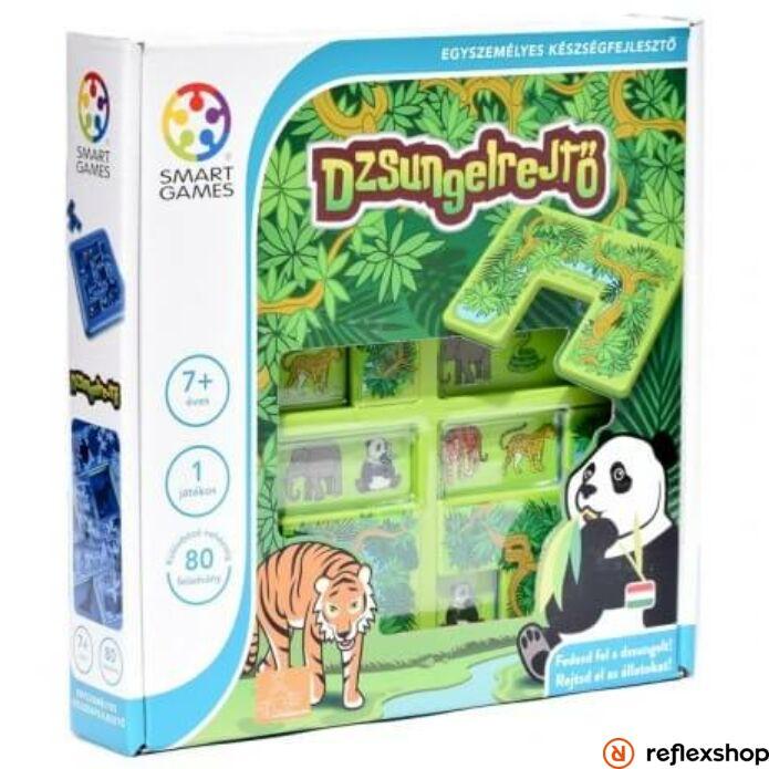 Smart Games Dzsungelrejtő társasjáték