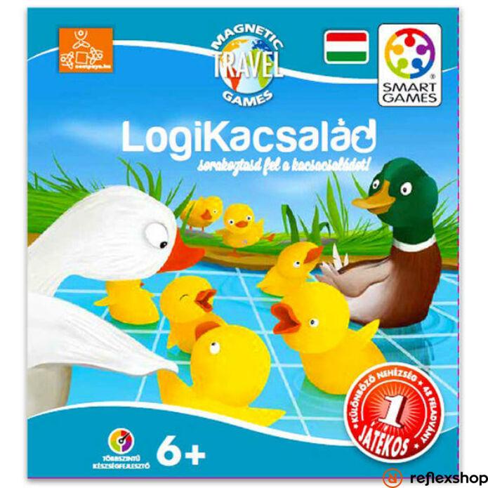 Smart Games LogiKacsalád társasjáték