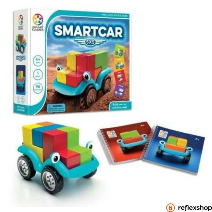Smart Games Smart Car 5 x 5 társasjáték