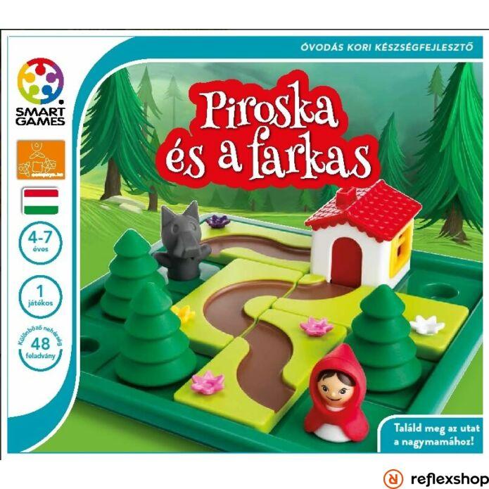 Smart Games Piroska és a farkas társasjáték