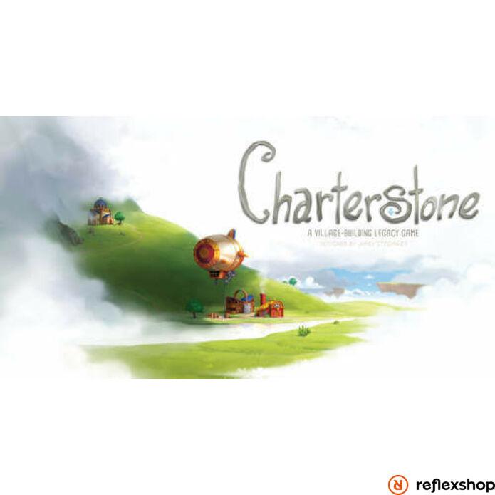 Charstersone angol nyelvű társasjáték