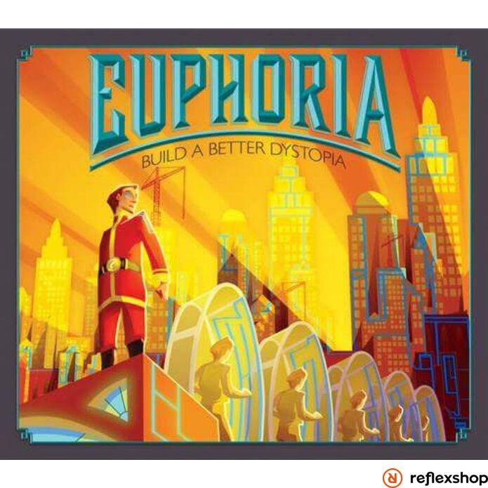 Euphoria angol nyelvű társasjáték