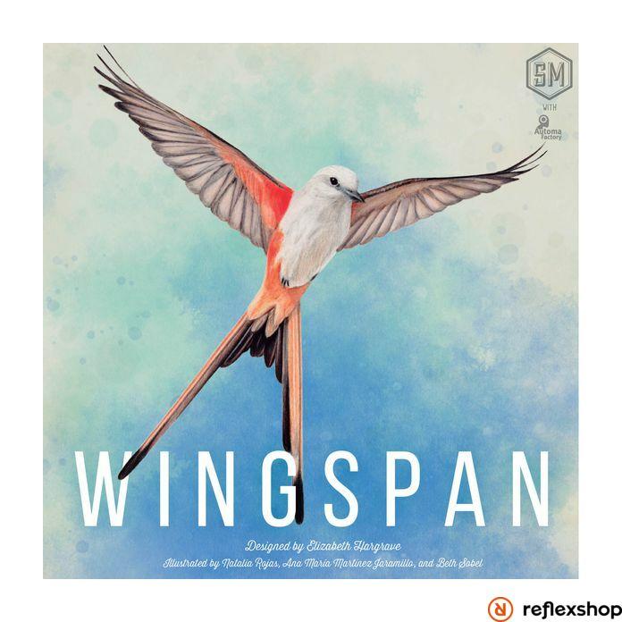 Wingspan társasjáték