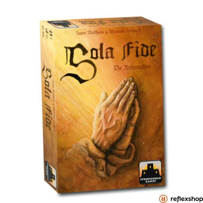 Sola Fide: Reformation angol nyelvű társasjáték
