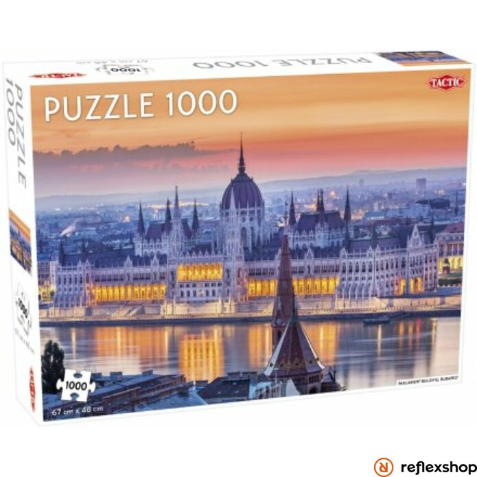 Budapest Puzzle (Tactic)