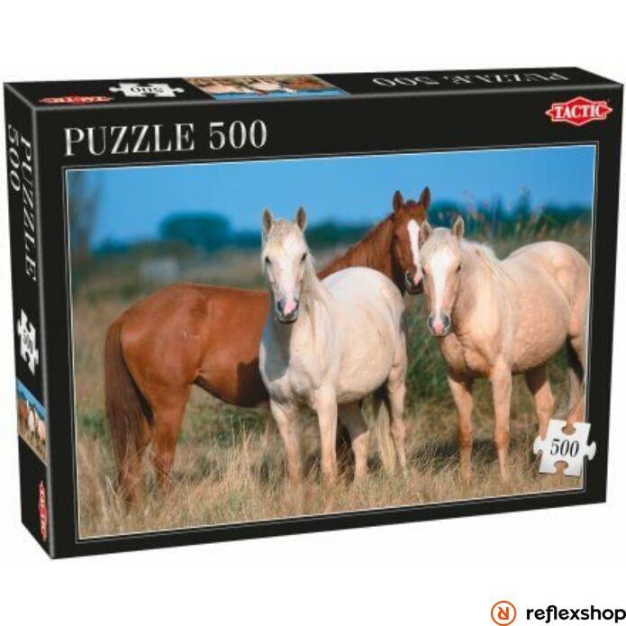 Három ló 500 db-os puzzle