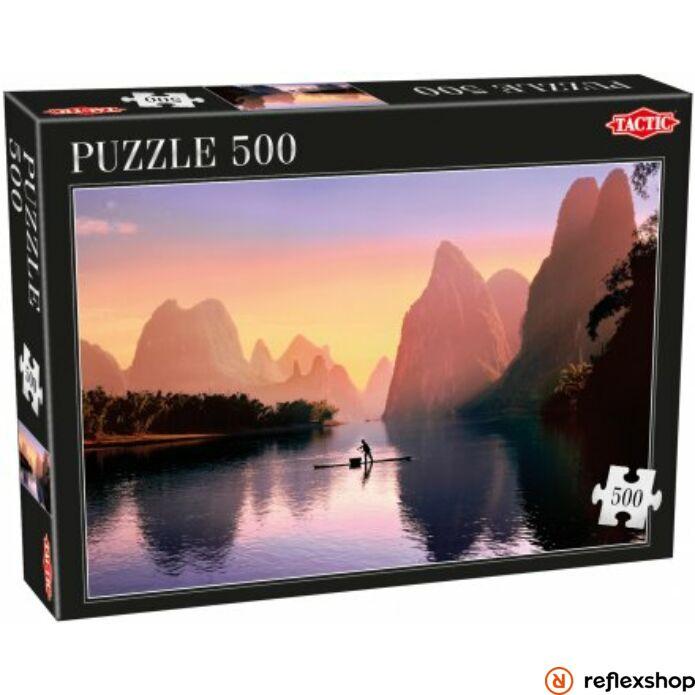 Kína 500 db-os puzzle