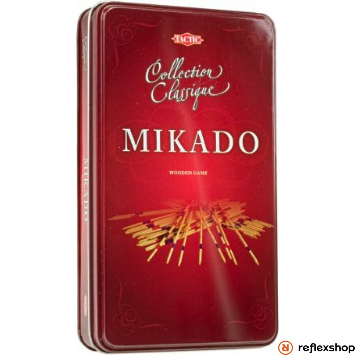Klasszikus Mikado fém dobozban