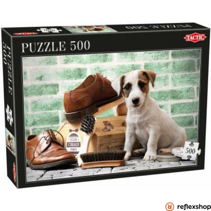 Kutya 500 db-os puzzle