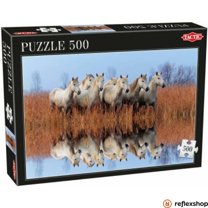 Lovak 500 db-os puzzle