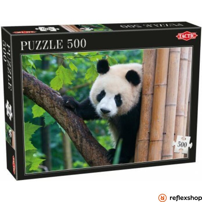 Panda 500 db-os puzzle