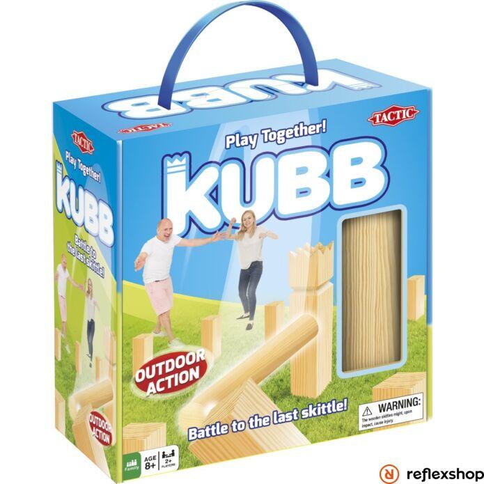 Kubb fa szabadtéri játék, új csomagolás