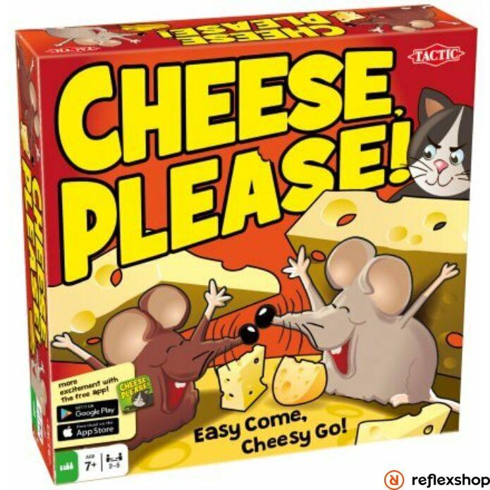 Tactic Cheese, please társasjáték