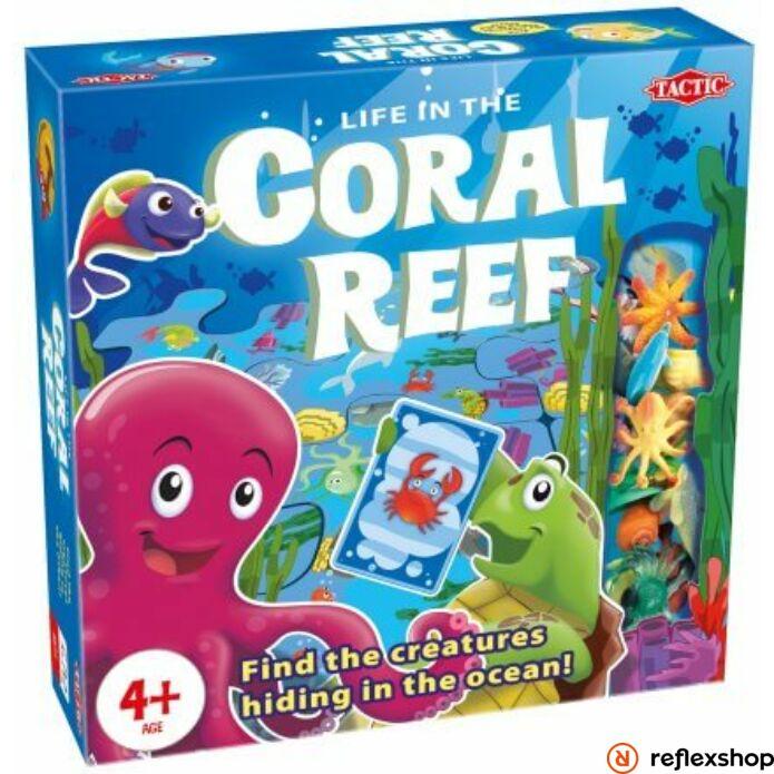 Tactic Coral Reef társasjáték