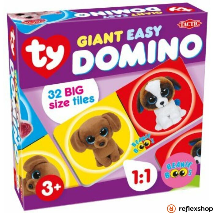 Ty Beanie Boos Óriás dominó