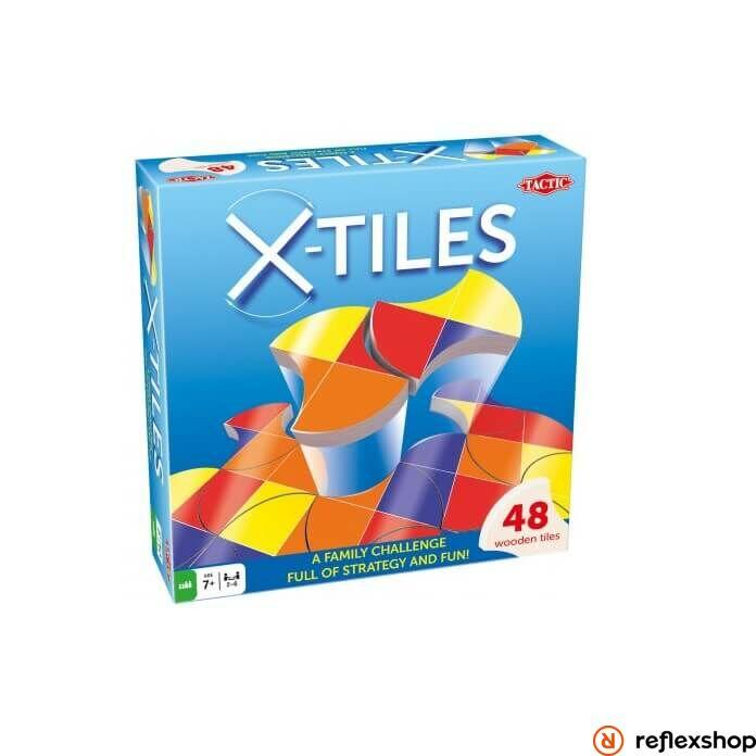 Tactic X-tiles társasjáték