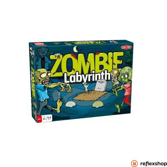 Tactic Zombi labirintus