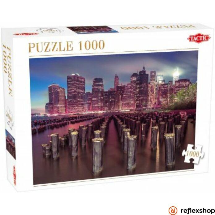 Felhőkarcolók New Yorkban, 1000 db-os puzzle