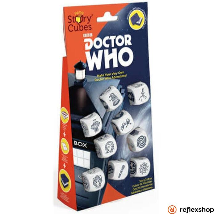 Sztorikocka Dr Who kiegészít?