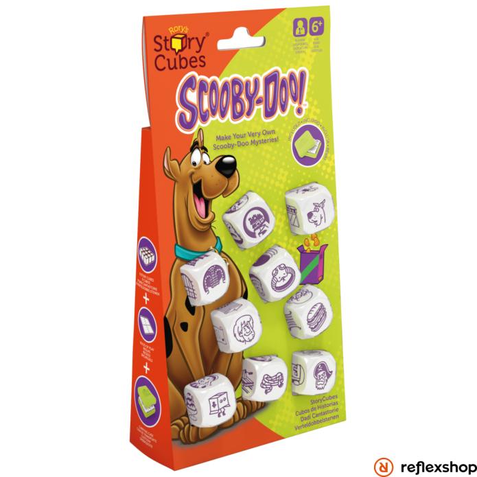 Sztorikocka Scooby Doo kiegészít?