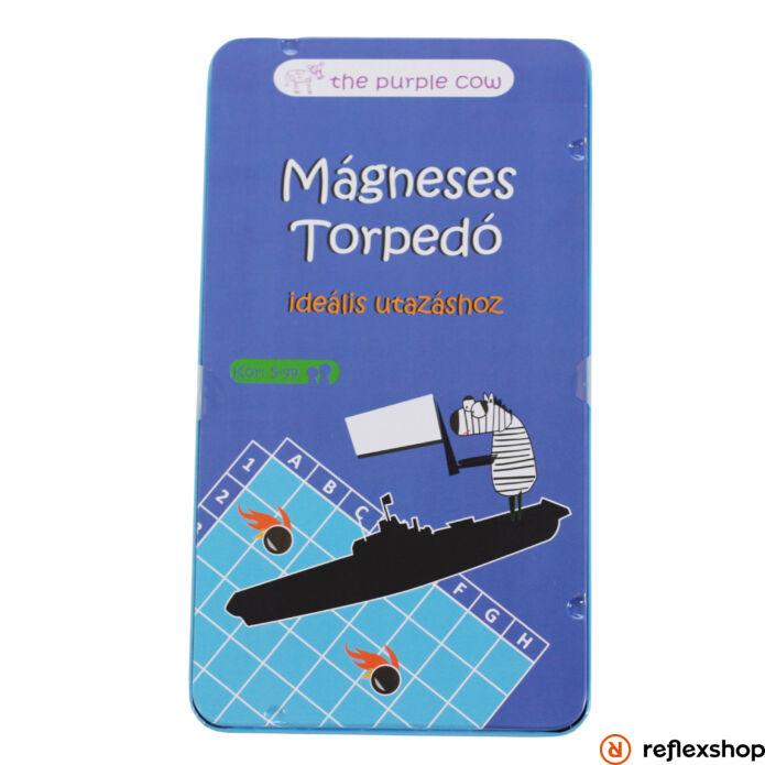 Purple Cow Torpedó mágneses társasjáték