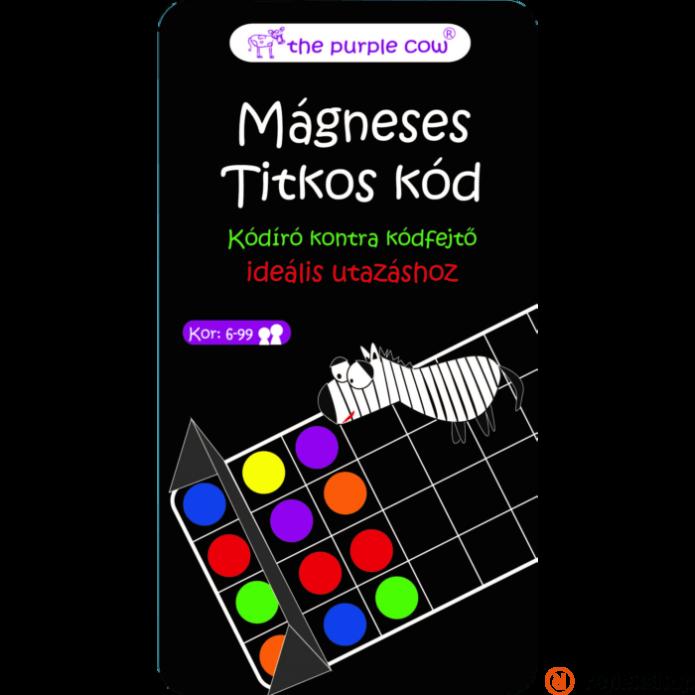 PC Titkos kód mágneses társasjáték