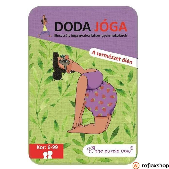 Doda jóga A természet ölén