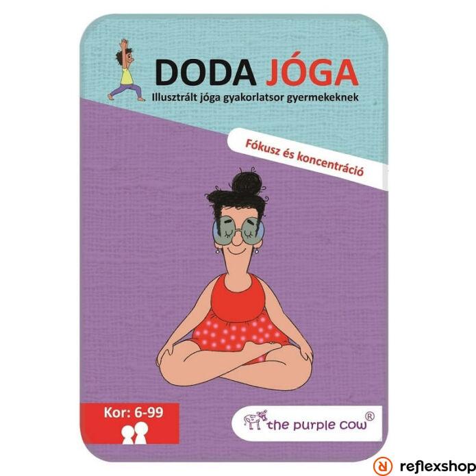 Doda jóga Fókusz és koncentráció jóga gyermekeknek
