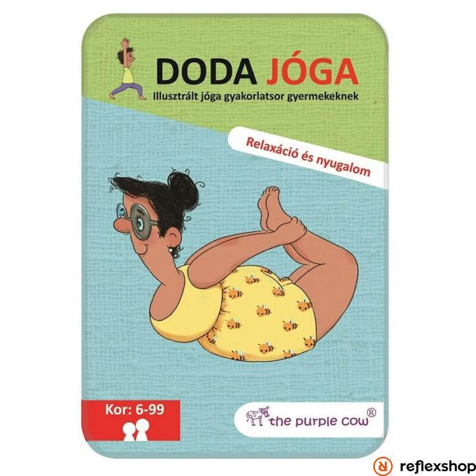Doda jóga Relaxáció és nyugalom jóga gyermekeknek