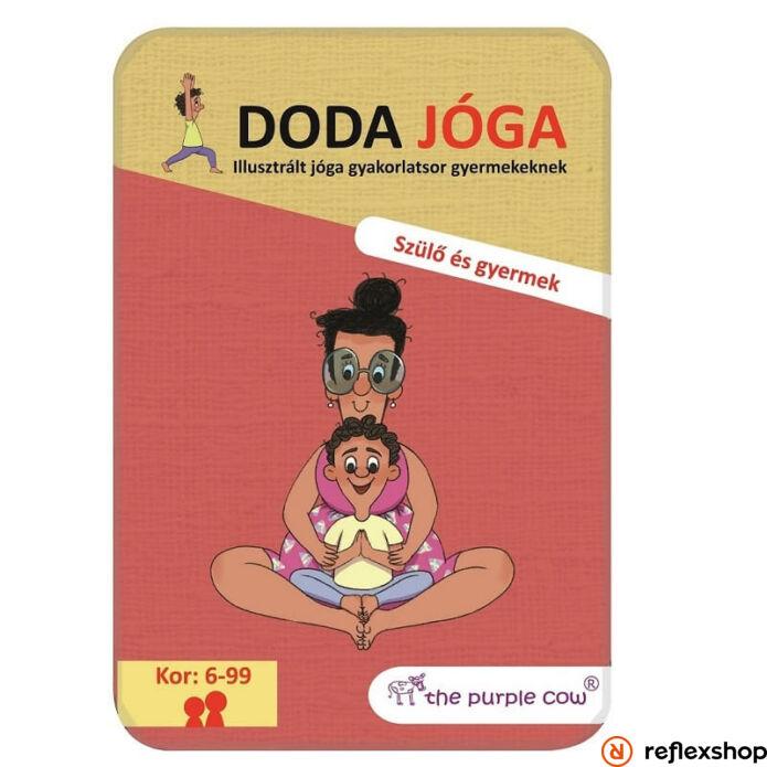 Doda jóga Szülő és gyermek jóga