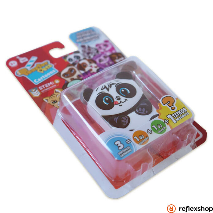 Toaster Pets: Folti, a panda gyűjthető figura