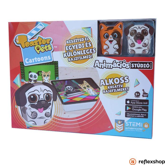 Toaster Pets rajzfilmkészítő stúdió szett