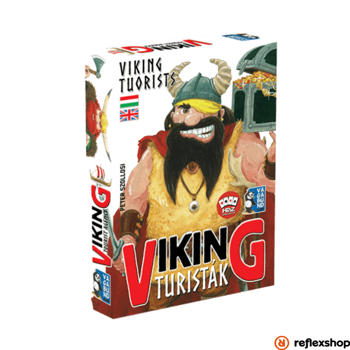 Viking turisták társasjáték