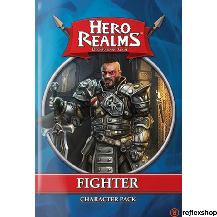 Hero Realms Fighter Pack angol nyelvű kiegészítő