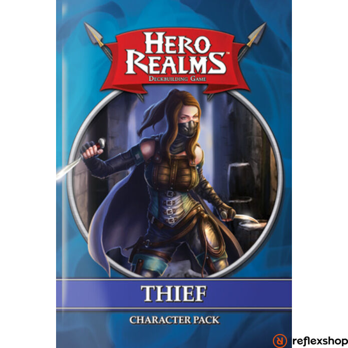 Hero Realms Thief Pack angol nyelvű kiegészítő