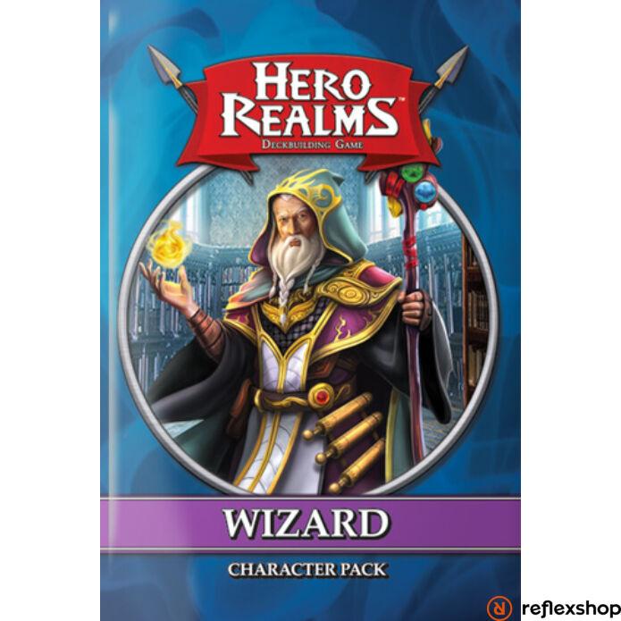 Hero Realms Wizard Pack angol nyelvű kiegészítő