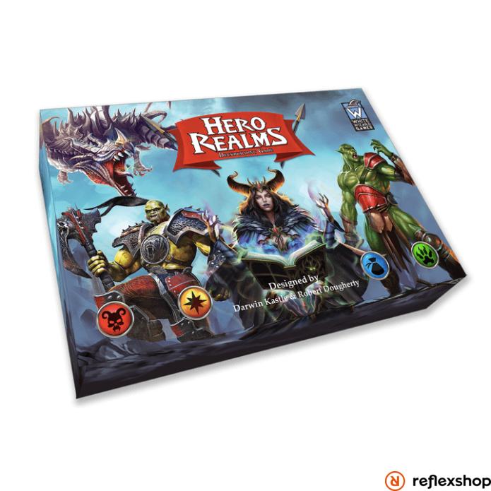 Hero realms angol nyelvű társasjáték