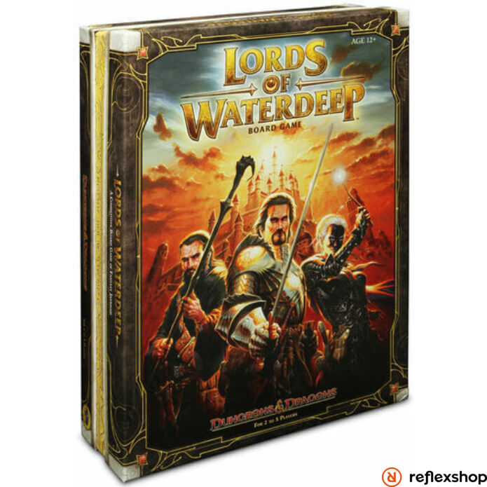 Lords Of Waterdeep angol nyelvű társasjáték