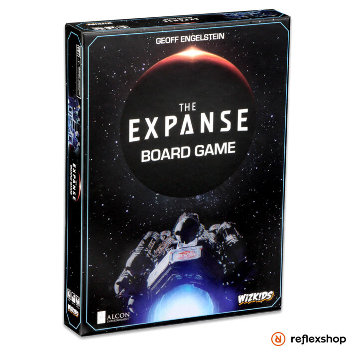 The Expanse angol nyelvű társasjáték