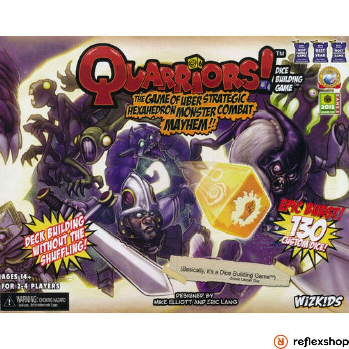 Quarriors! társasjáték, angol nyelvű (New Core Set)