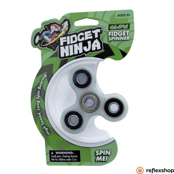 Fidget Ninja stresszoldó ujjpörgettyű