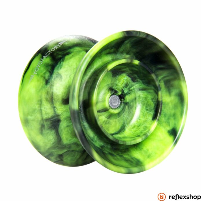 YoYoFactory Flight yo-yo márvány