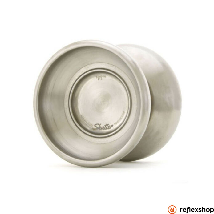 YoYoFactory Shutter TI yo-yo