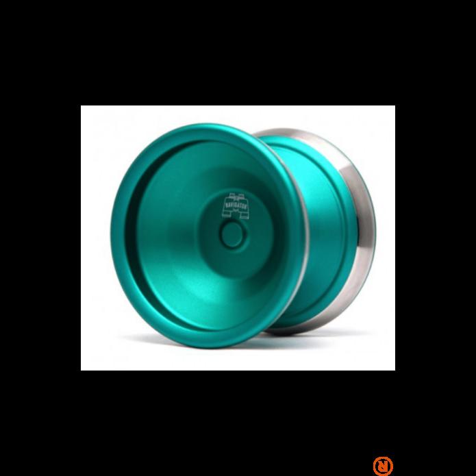 YoYoFactory Navigator yo-yo, zöld