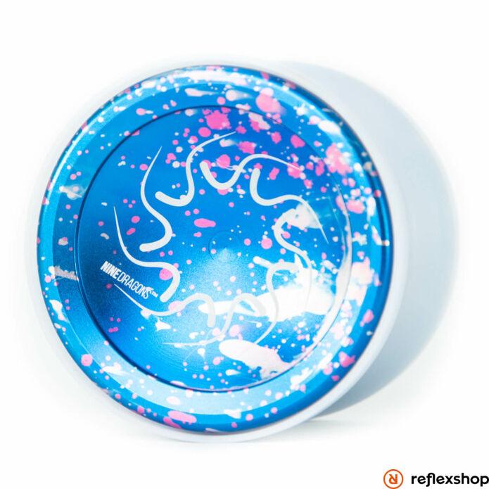 YoYoFactory Nine Dragons yo-yo kék/piros/fehér
