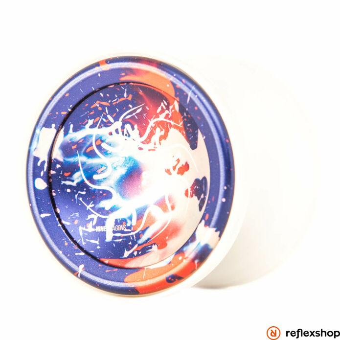 YoYoFactory Nine Dragons yo-yo viola/ezüst