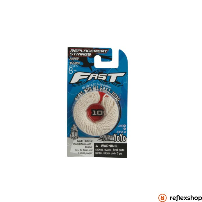 YoYoFactory yo-yo zsinór szett 10db fehér