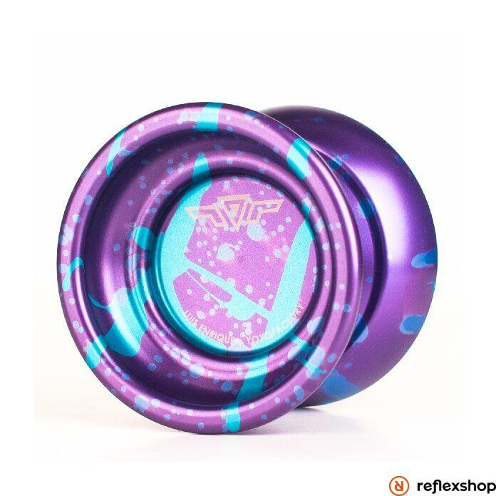 YoYoFactory Aviator splash yo-yo