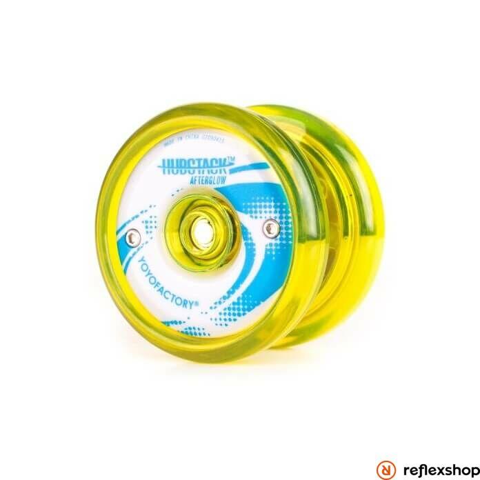 YoYoFactory Hubstack Electric Glow yo-yo