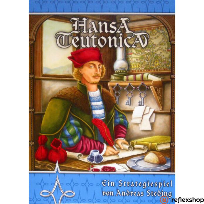 Hansa Teutonica társasjáték, angol nyelvű